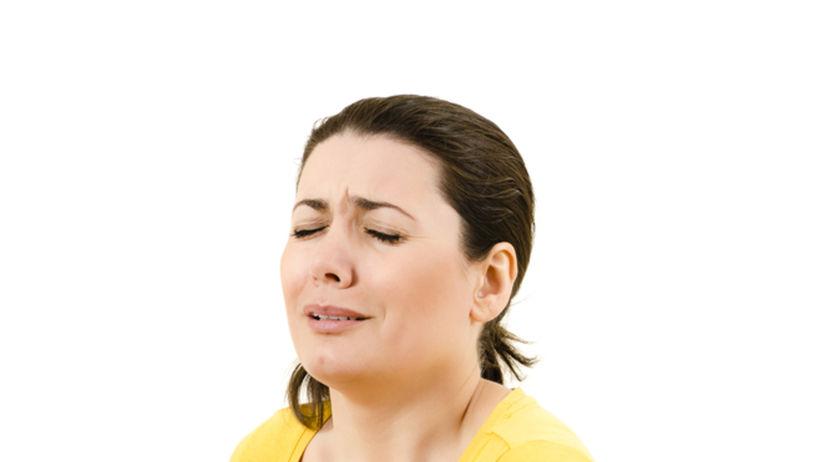 bolest podbrusko