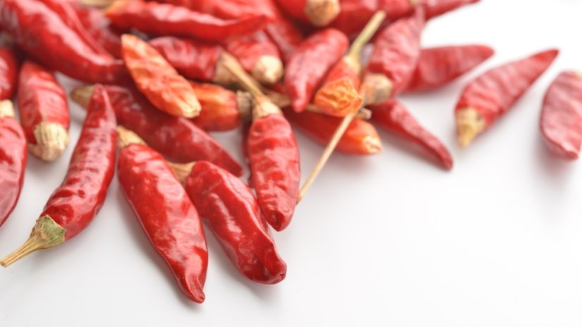 Čili papričky a feferónky
