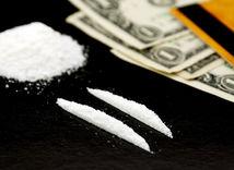 peniaze - špinavé peniaze - kokaín
