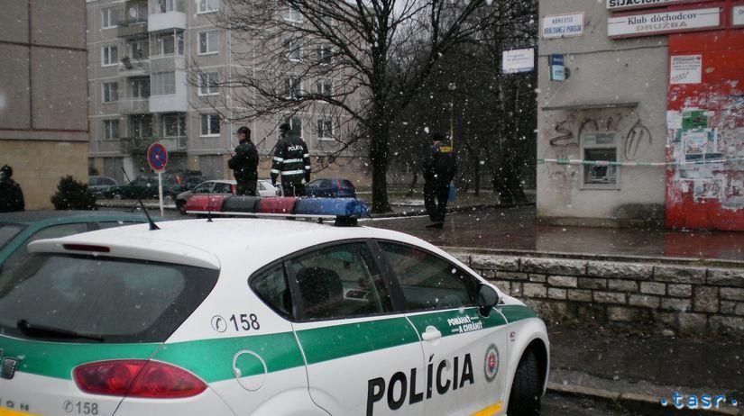 polícia, bankomaty, krádež