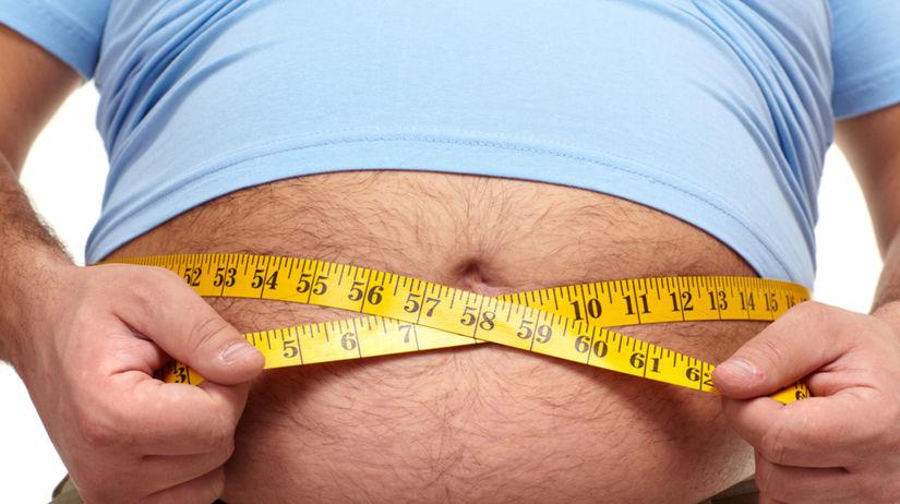 obezita, nadváha