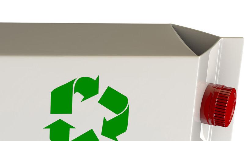 Recyklácia, ekológia, papier