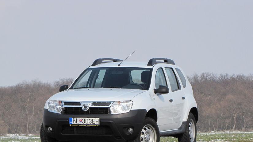 Dacia Duster 1.6 16V LPG