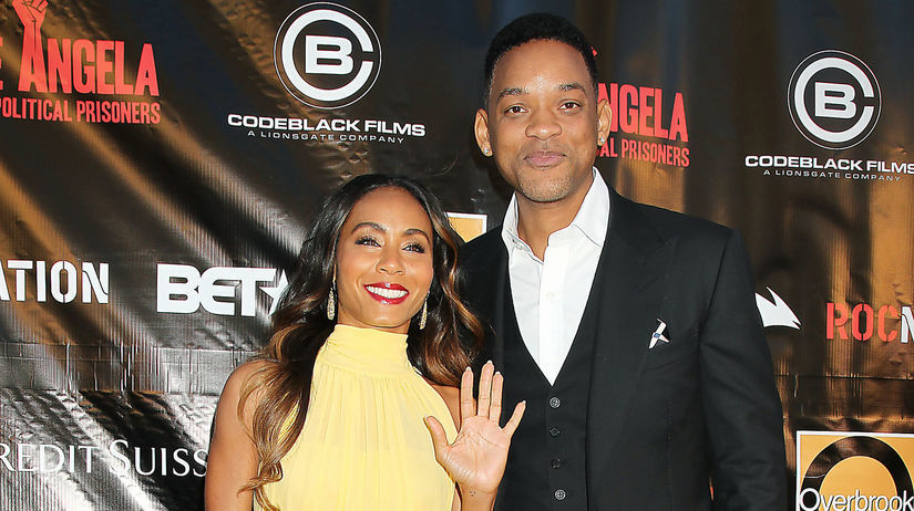 Jada Pinkett Smith a Will Smith