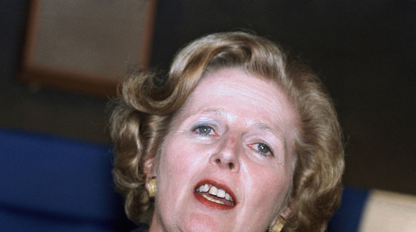 Britain Thatcher Falklands