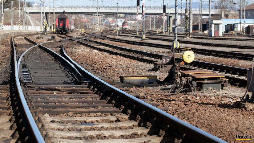 železnica, koľalnice