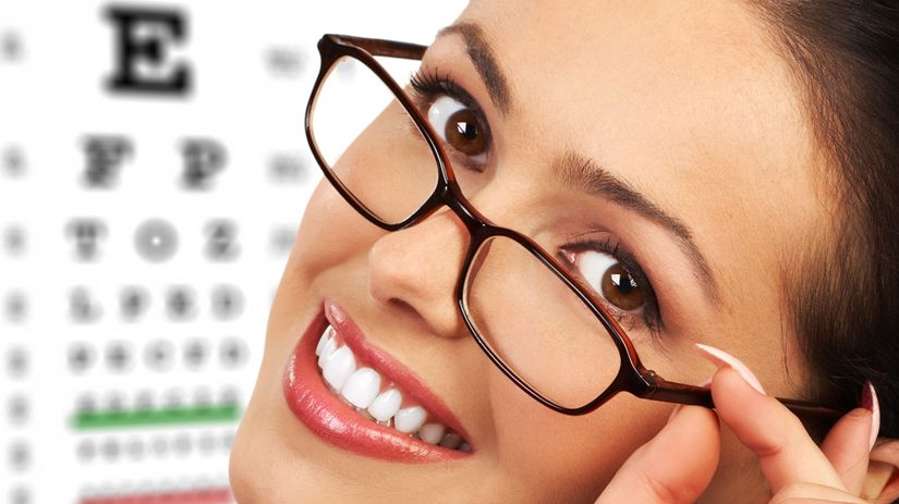 zrak, oči, okuliare, zdravie
