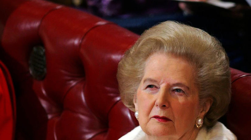 Thatcher, Británia, anglicko