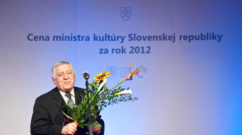 MK SR: Odovzdávanie cien za rok 2012