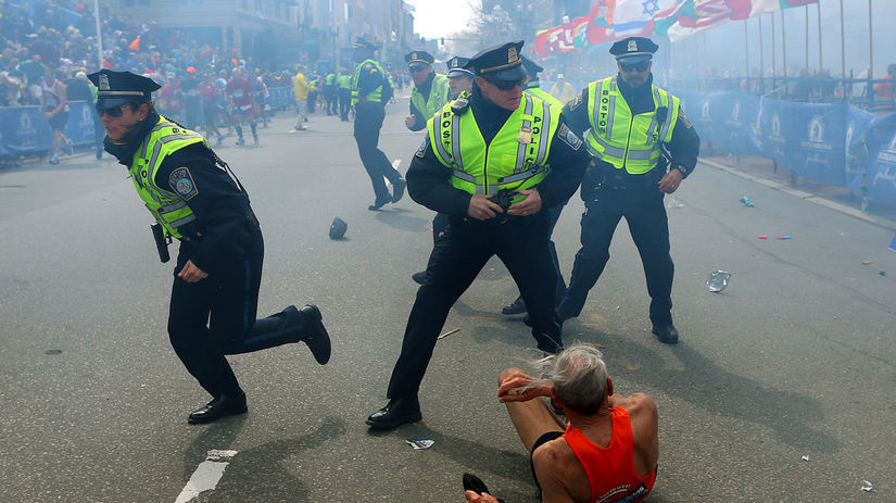 USA Boston maratón explózie obete