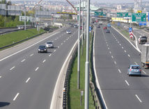 Diaľnica, D1, Česko, Praha, Brno