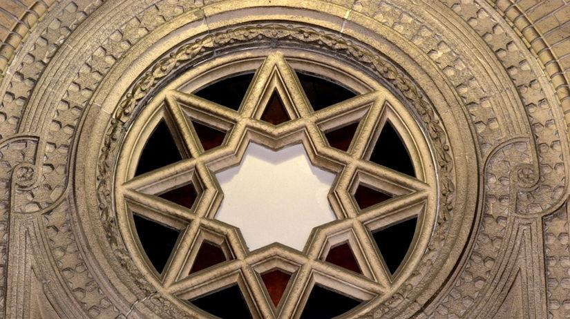 synagóga, hviezda, židia, judaizmus