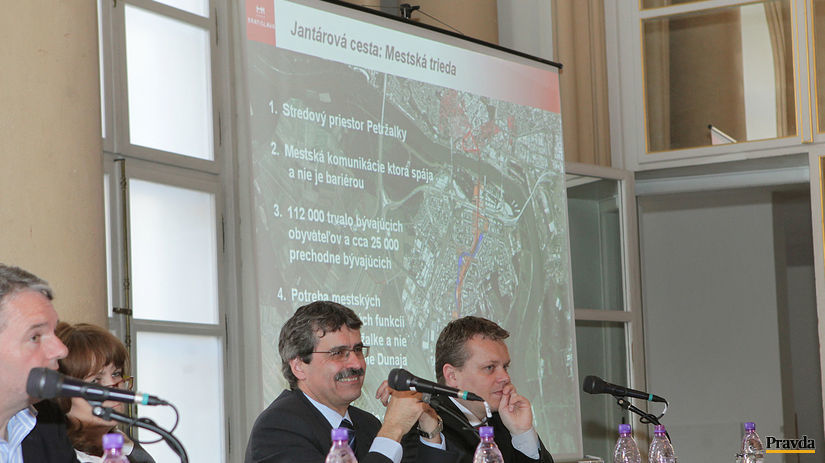 nosny system prezentacia, Ftacnik, Andrassy