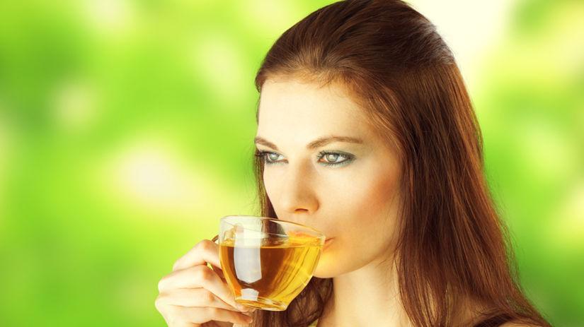 čaj, relax, detox, žena