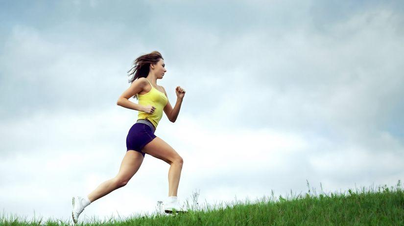 beh, pohyb, metabolizmus