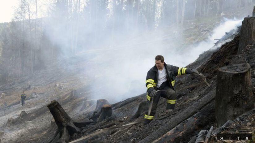 požiar, Slovenský raj