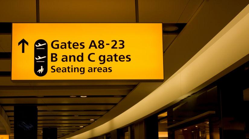 Heathrow, letisko, Londýn