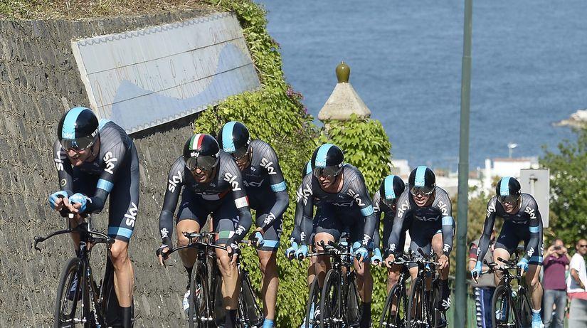 Giro, tím Sky