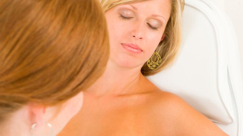 prsník - modelovanie poprsia