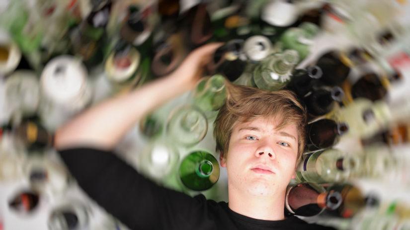alkohol, alkoholizmus, návyk, závislosť