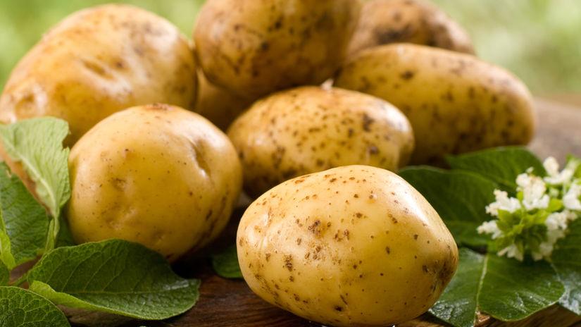 nové zemiaky, zdravie, varenie