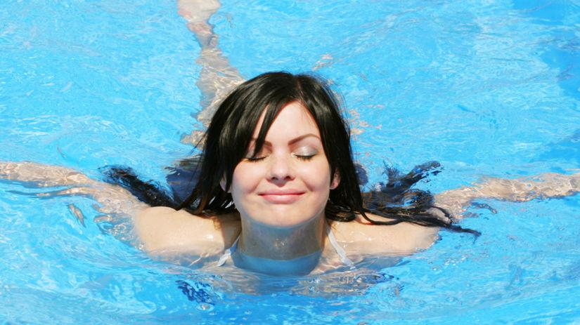 plávanie, šport, voľný čas