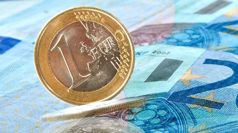 Euro, graf, peniaze