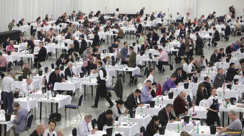 degustacia, vino, Concours Mondial de Bruxelles...