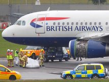 Heathrow, lietadlo