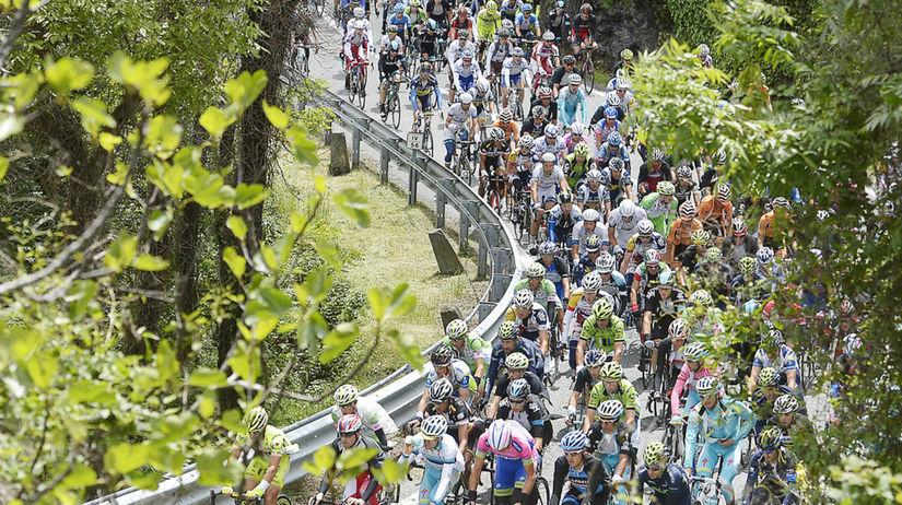 Cyklistika, bicykel, Giro d'Italia