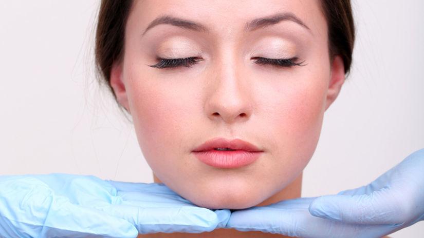 neivnazívne ošetrenie, ultherapia, dermatologička