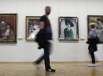 rusko, obrazy, picasso, maliar, vystava