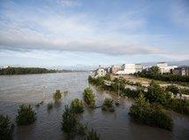 Dunaj, Bratislava, záplavy, povodne