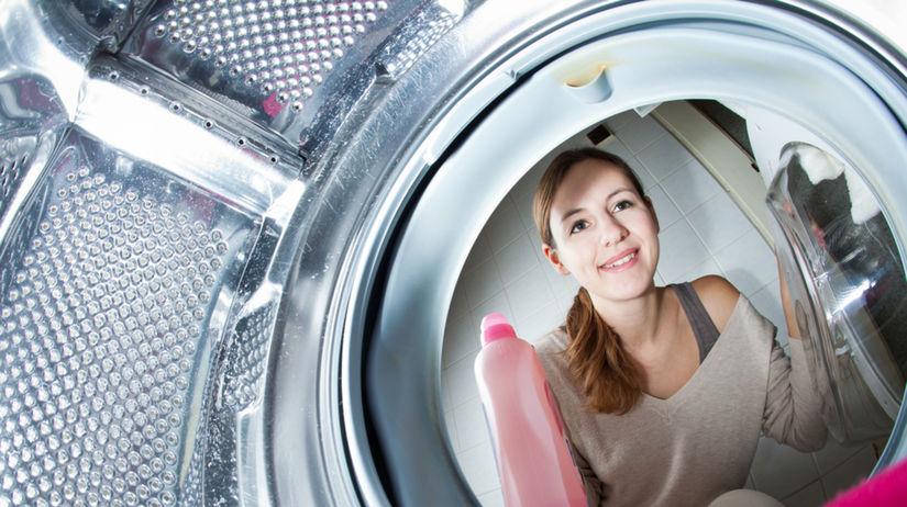 práčka - pranie - domáce práce - ako šetriť...