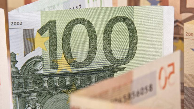 Peniaze, euro, ekonomika