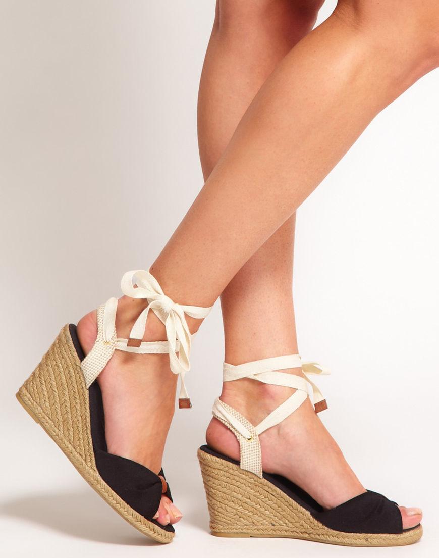 2575c49dfc Veľká galéria! 40 tipov na sandále na platforme a podpätku - Krása a ...