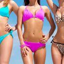 prsia, plavky, leto, pláž
