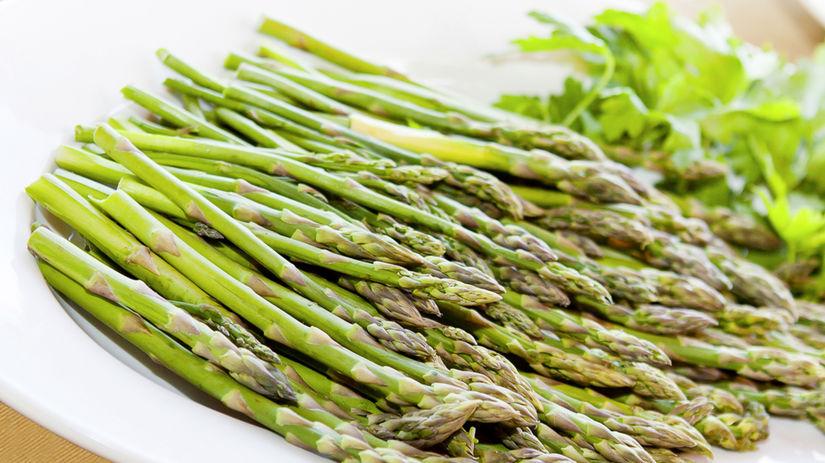 špargľa, zelenina, vitamíny, stravovanie, výživa