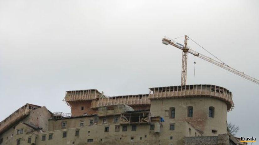 hrad, Krásna Hôrka