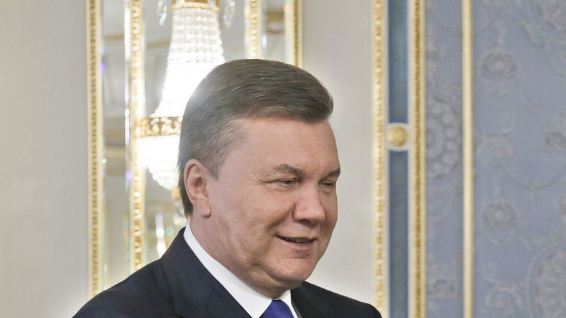 ukrajina, janukovyč, prezident