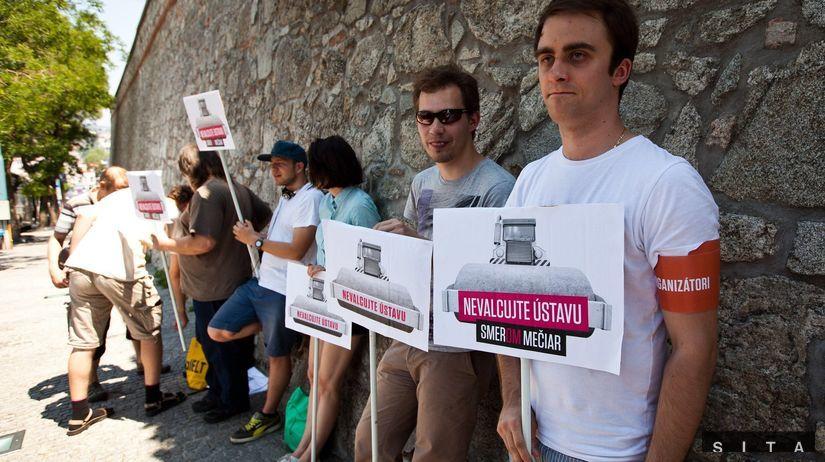 protest, voľba generálneho prokurátora