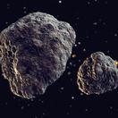 vesmír, asteroid, apokalypsa