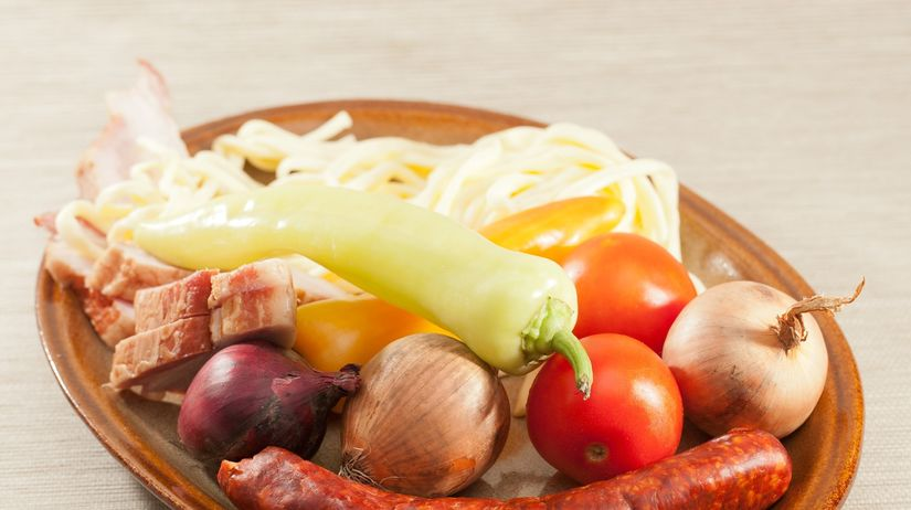 potraviny, jedlo, oravská kuchyňa