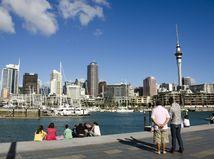 Nový Zéland, Auckland
