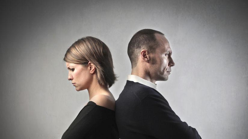 rozchod, rozvod, kríza