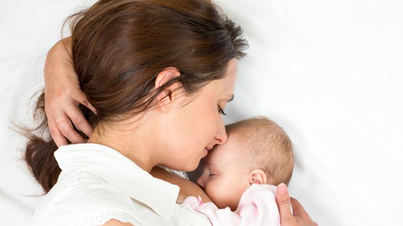 bábätko - dojčenie - kontaktné rodičovstvo