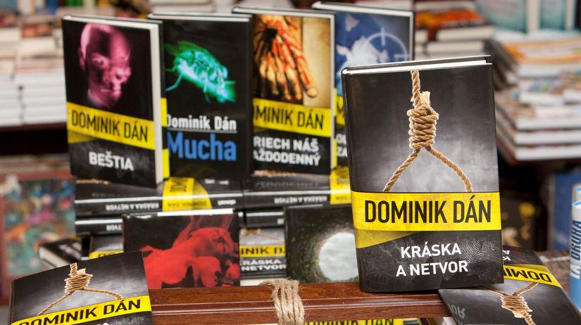 Výsledok vyhľadávania obrázkov pre dopyt dominik dán knihy