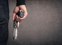 zbraň, pištol, ozbrojenec, lúpež, krádež, zlodej, lupič