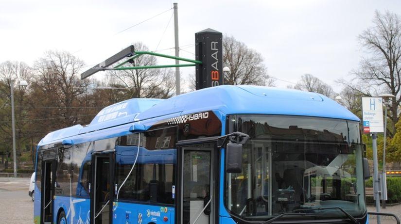 Volvo 7900 Plug-in Hybrid
