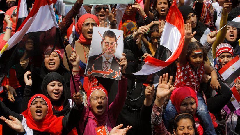 Egypt, nepokoje